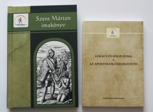 Egyházi kiadványok  borítói