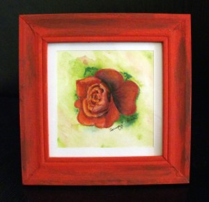 Rózsa 18x18 cm, elmosható filctoll, 2016 Ár: 3.990 Ft.